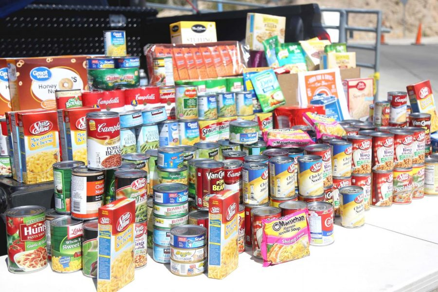 UTEP food pantry makes the move to Memorial Gym
