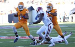 UTEP quarterback Kai Locksley suspended from team after being arrested on multiple charges