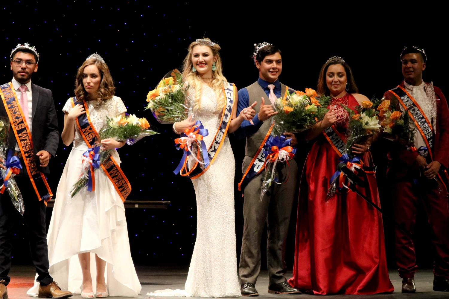 utep crowns king and queen at annual homecoming pageant