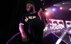 Khalid returns home for a spirited El Paso show