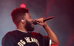 Khalid returns home to a sold-out Don Haskins Center