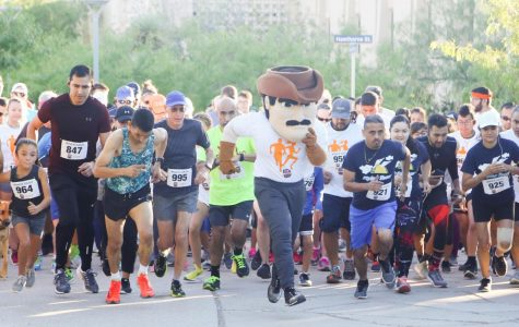 9th annual Miner Dash kicks off homecoming week