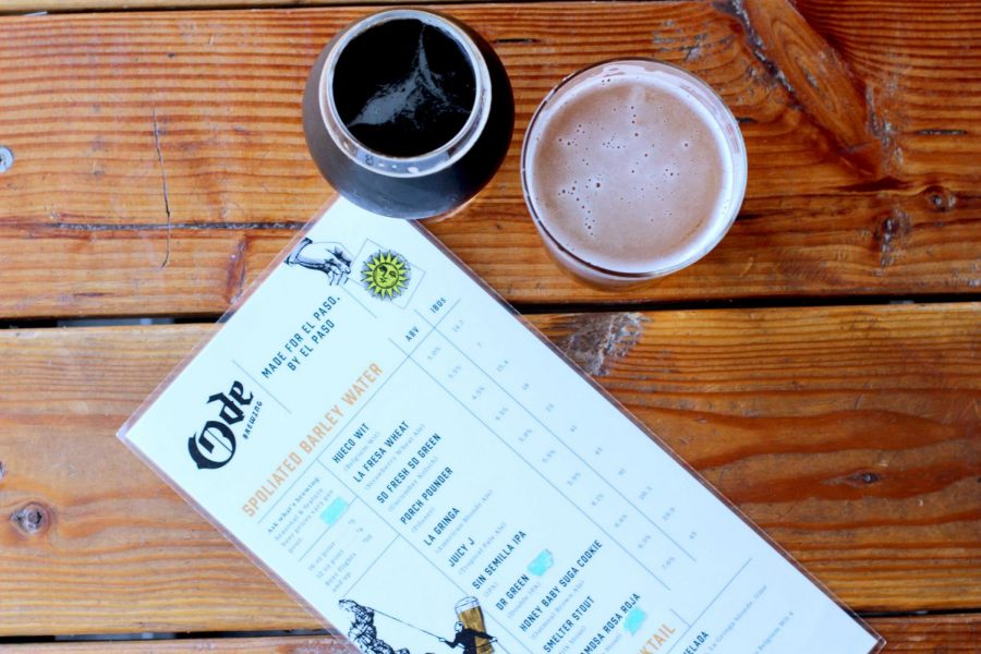 Ode+Brewery+celebrates+three+years+in+El+Paso