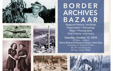Second annual Border Archives Bazaar to showcase regional history and artifacts