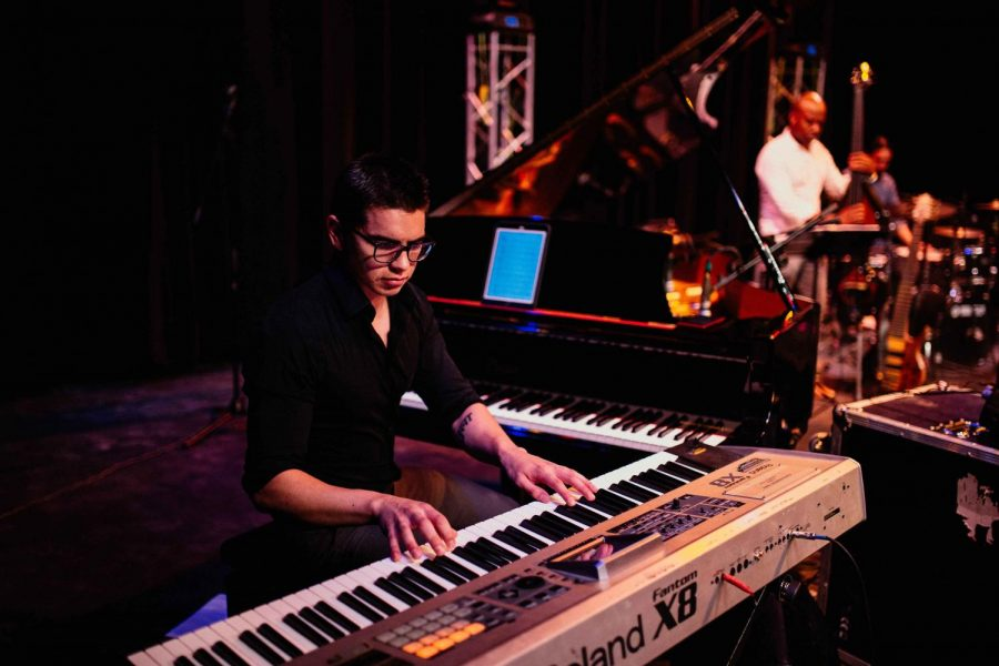 Keeping it classy: Graduate student records fifth jazz album, Duos