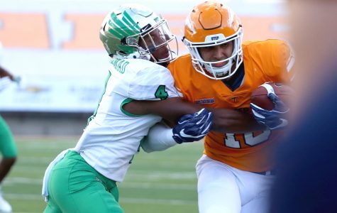 Miners host first-place Blazers in hopes for an upset