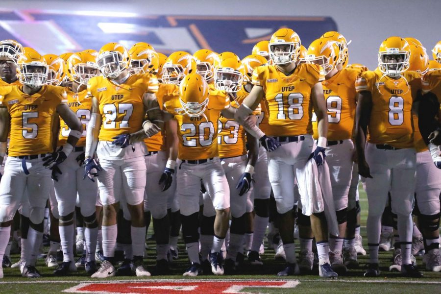 UTEP football gears up for LA Tech on the road