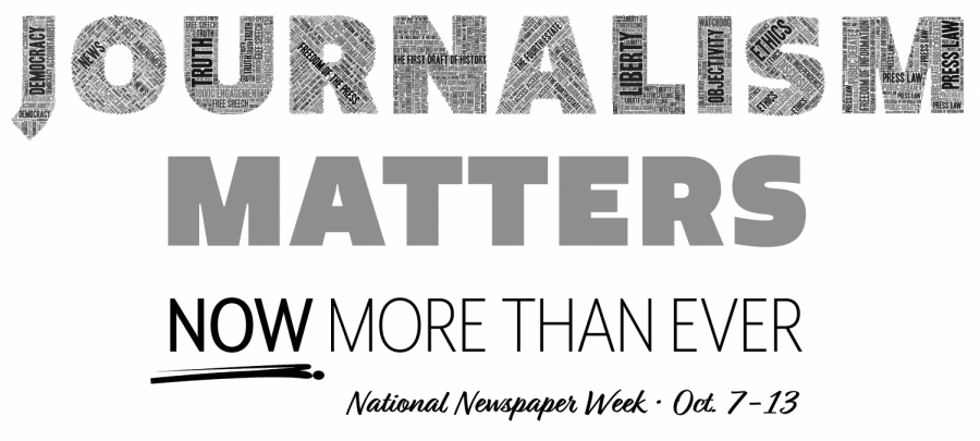 The Prospector joins hundreds of publications to support  National Newspaper Week