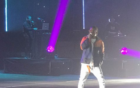 Ozuna returns to a sold-out show at the El Paso County Coliseum