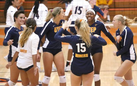 UTEP Volleyball hopes to improve for the remainder of the season