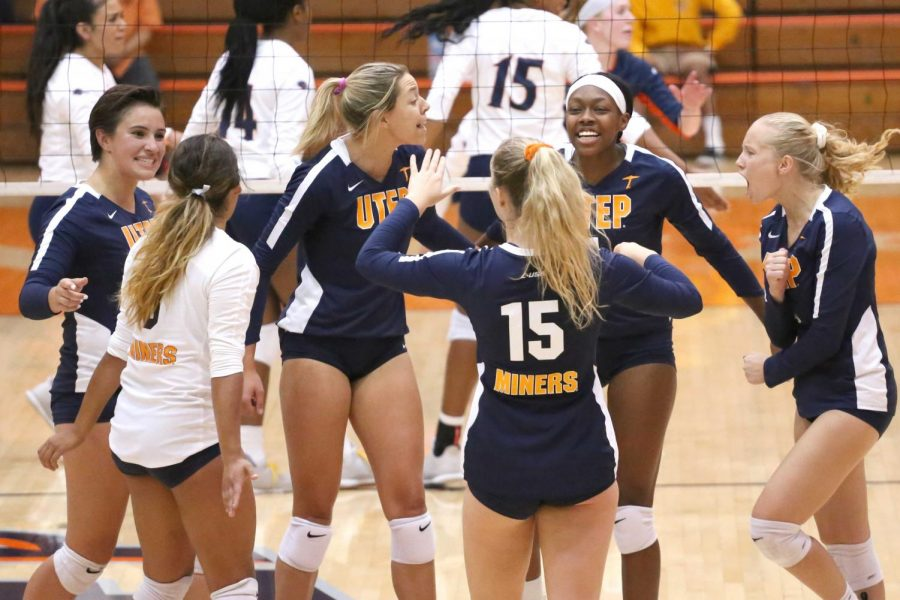 UTEP+Volleyball+hopes+to+improve+for+the+remainder+of+the+season
