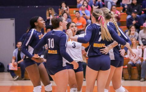 Up Next: UTEP volleyball