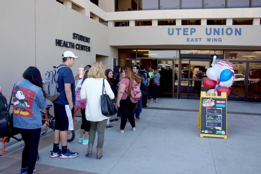 Early voting on campus available Thursday