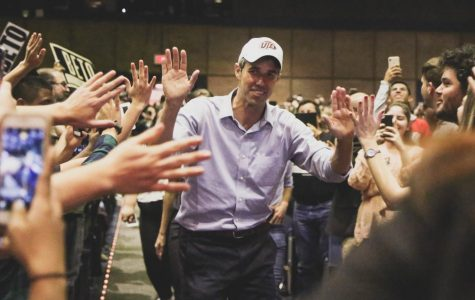 O'Rourke rallies one last time in El Paso