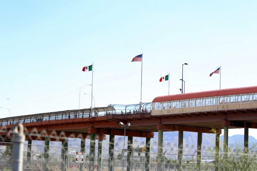 UTEP prepares for possible border closure