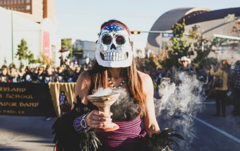 Day of Dead parade hits downtown El Paso