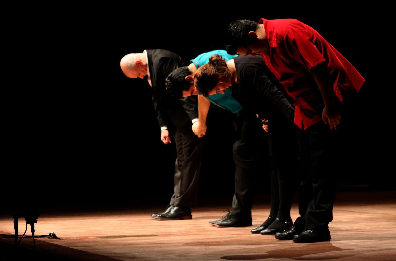 The+Fall+Opera+Showcase+hosted+at+the+Fox+Fine+Arts+recital+hall+on+November+4%2C+2018.+