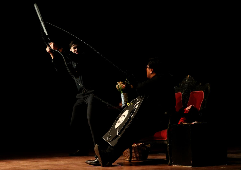 The+Opera+Showcase+performed%2C+%22The+telephone%22+by+Gian+Carlo+Menotti.+