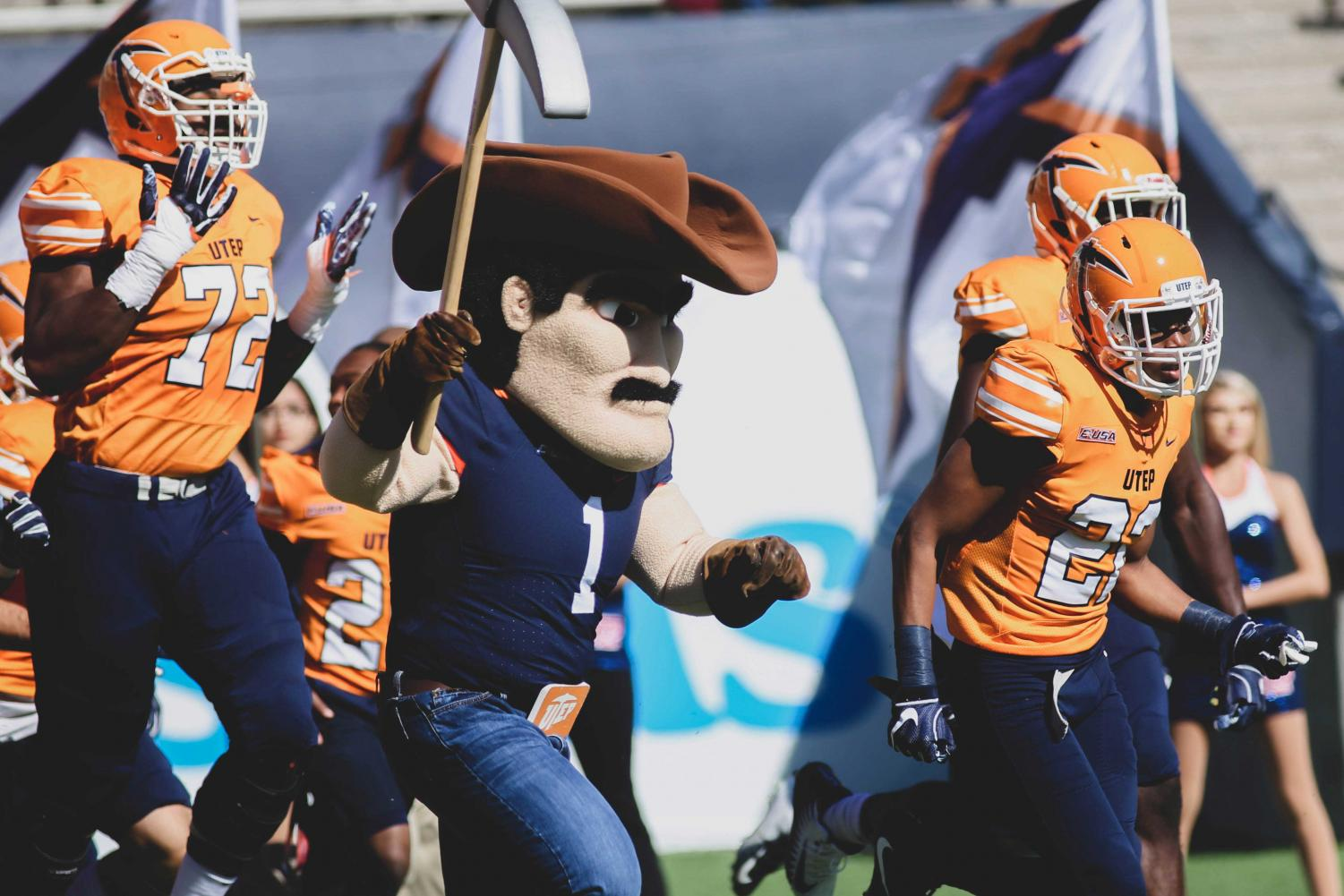 UTEP football will look to win its second game in C-USA against the Western Kentucky Hilltoppers on Saturday, Nov. 17