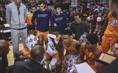 Men's basketball heads to Tucson to face Arizona