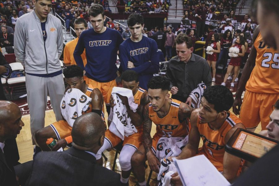 UTEP men's basketball faces Pac-12 powerhouse Arizona on Wednesday, Nov. 14