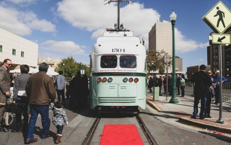 UTEP students react to Streetcar opening