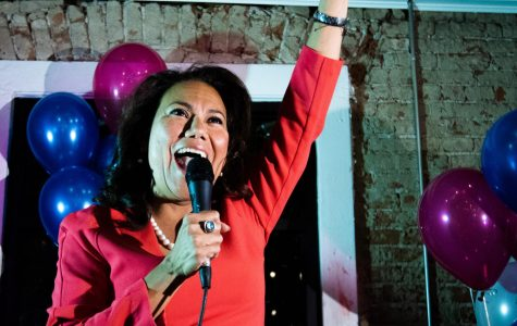 Veronica Escobar comes through with historic win