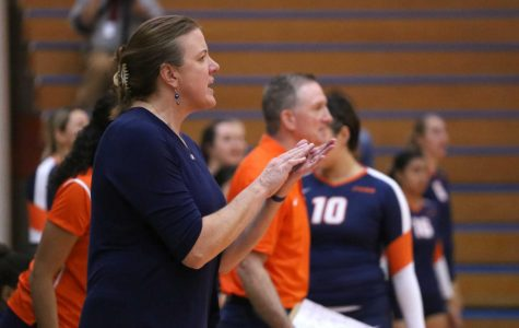 Watts out as UTEP Volleyball head coach