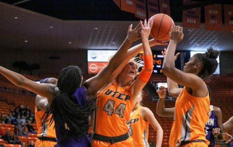 UTEP women's basketball prepares for two home games this week