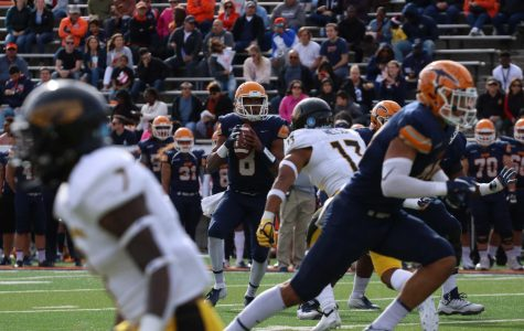 Miners' turnovers sink improved effort