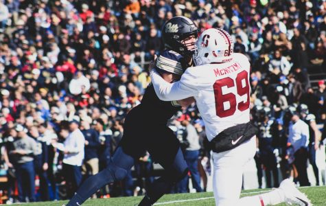 Stanford wins their second Sun Bowl game in three years