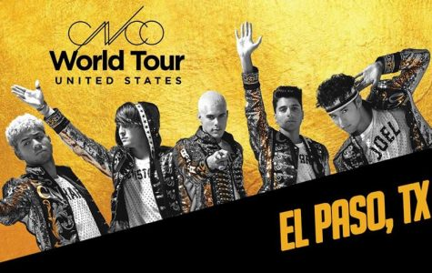 Grammy-nominated CNCO to perform at El Paso Coliseum