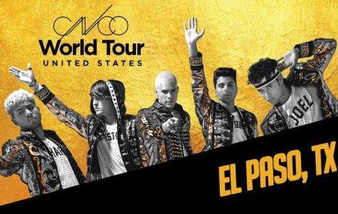 Grammy-nominated CNCO to perform at El Paso Coliseum