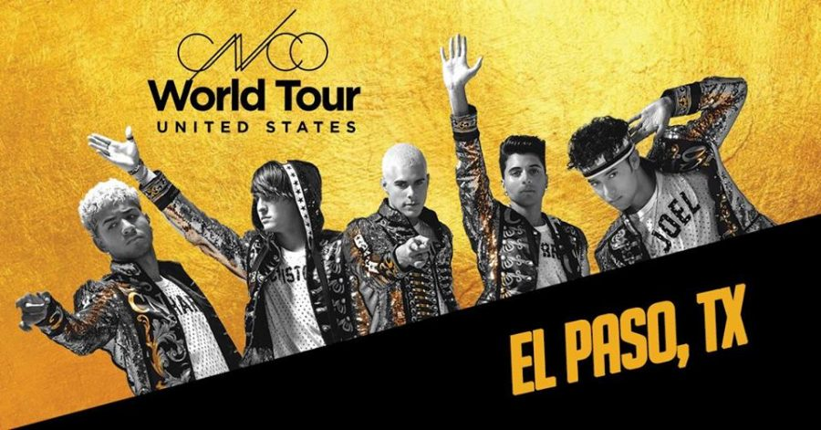 Grammy-nominated CNCO to perform at El Paso Coliseum – The Prospector