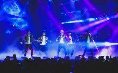 Boy band CNCO rocks the El Paso County Coliseum