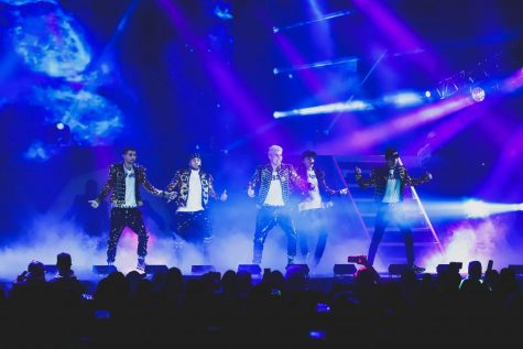 Boy band CNCO rocks the El Paso County Coliseum