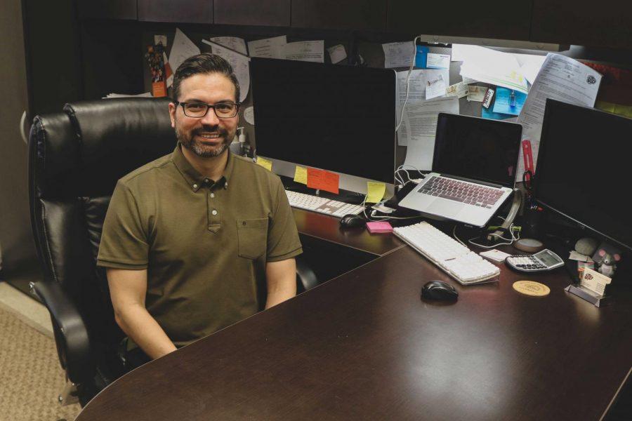 UTEP professor awarded national grant