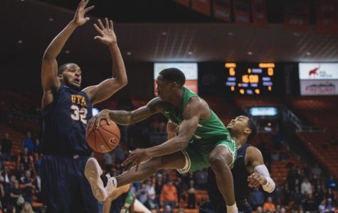 Strong defensive effort is not enough as the Miners lose their third straight in C-USA