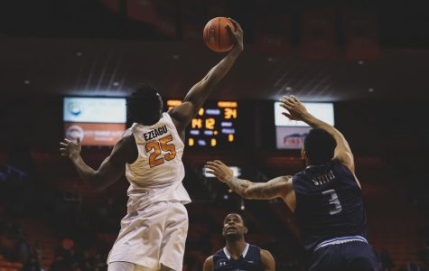 UTEP Men's Basketball look to capitalize off conference win
