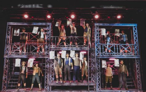 The UTEP Dinner Theatre's Disney's 'Newsies!' takes the stage