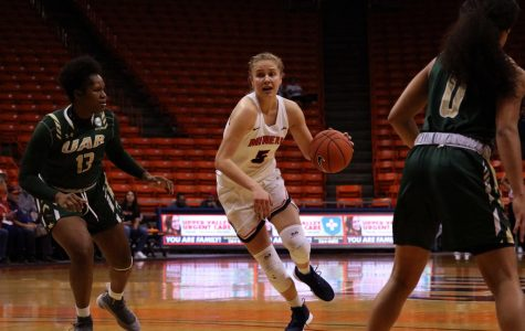UTEP women's basketball lose third straight