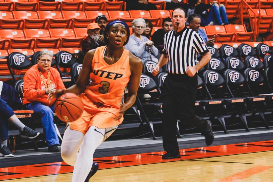 UTEP+Women%E2%80%99s+Basketball+looks+to+end+losing+streak