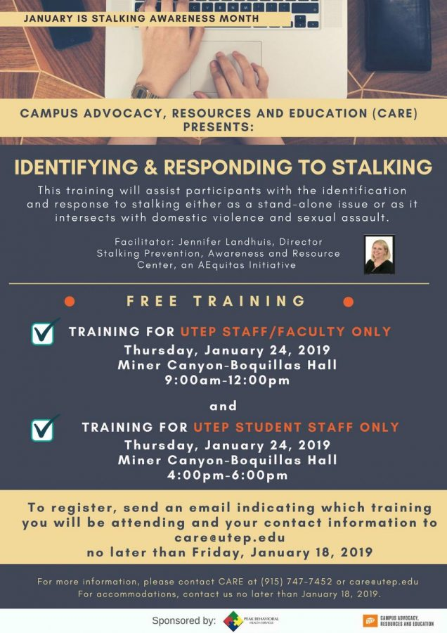 UTEP+will+be+hosting+a+training+for+UTEP+faculty%2C+staff+and+students+about+identifying+and+responding+to+stalking+on+Ja.+24