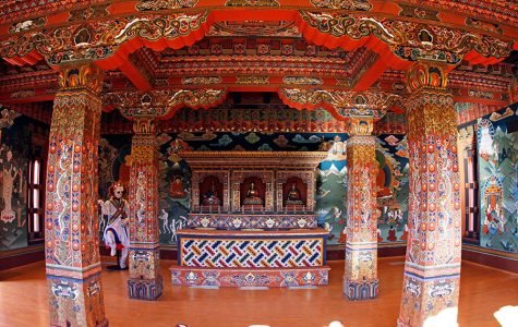 Bhutan Cultural Exhibit tells many stories through its art