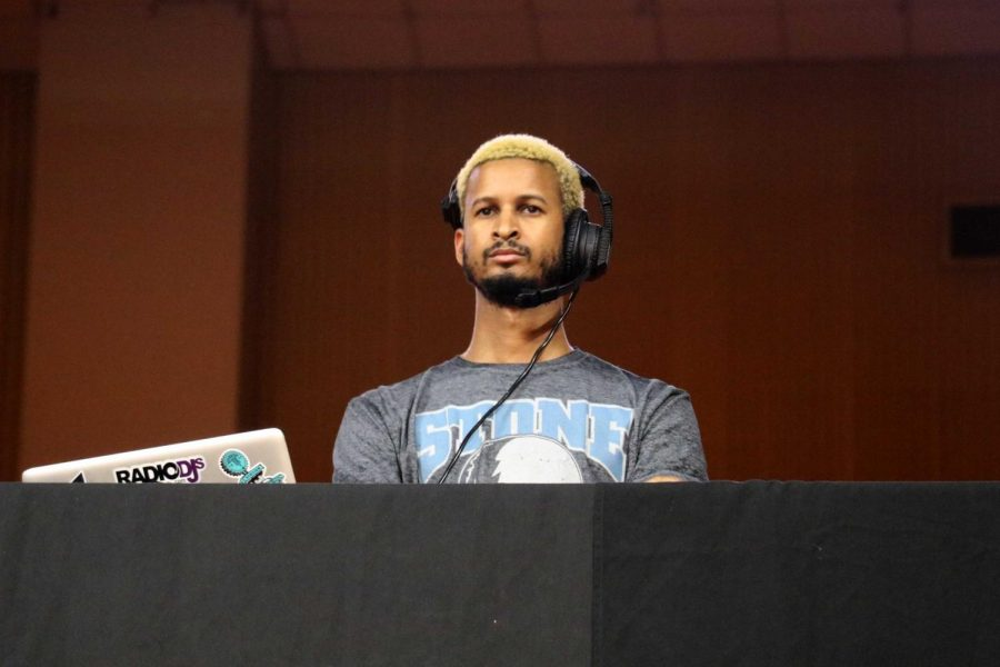 Jason Craig: The man behind the DJ booth at the Don Haskins Center