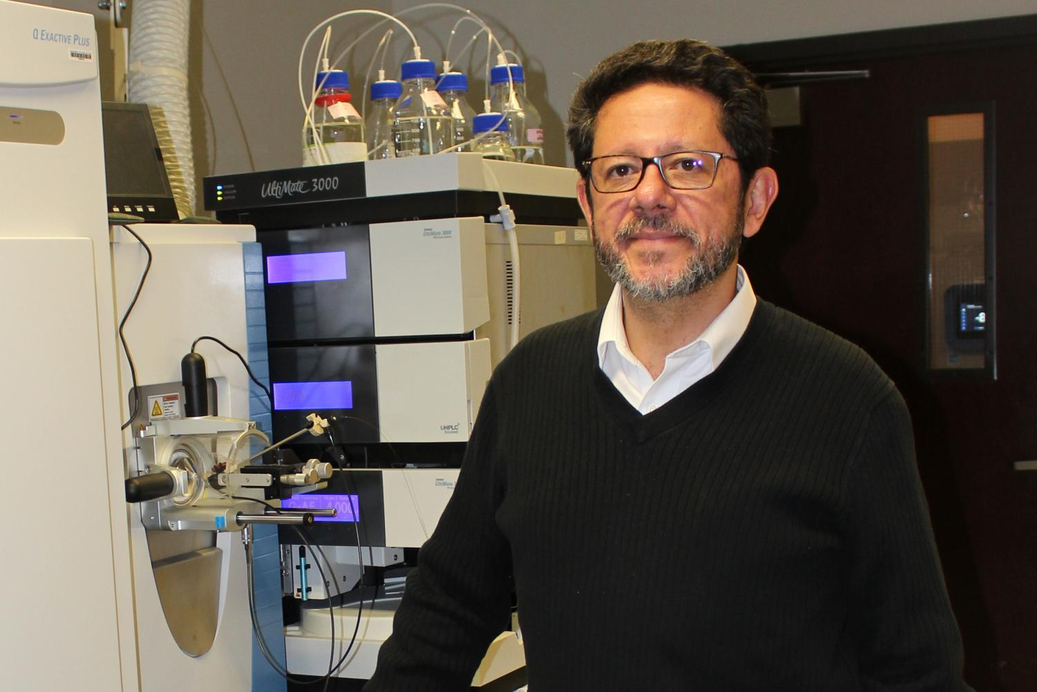 UTEP Professor Igor C. Almeida, Ph.D., is leading an almost 30-year research project that aims to discover a better treatment, as well as a vaccine, for Chagas disease.