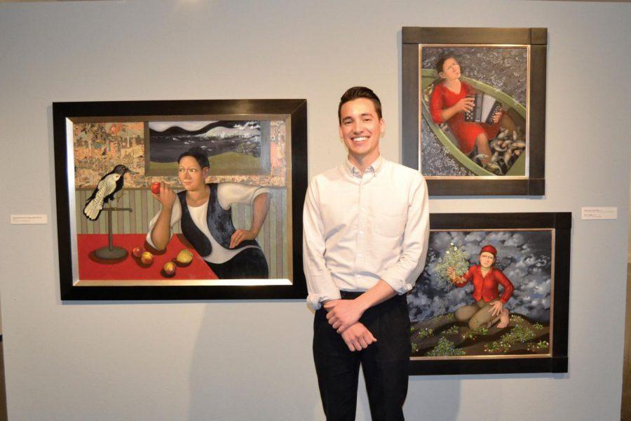 Native El Pasoan becomes assistant curator at EPMA