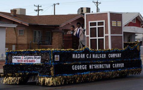 El Pasoans gather for Black History Month.