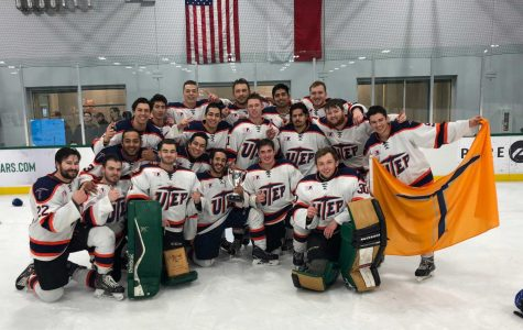 UTEP Hockey captures second TCHC Championship in three seasons