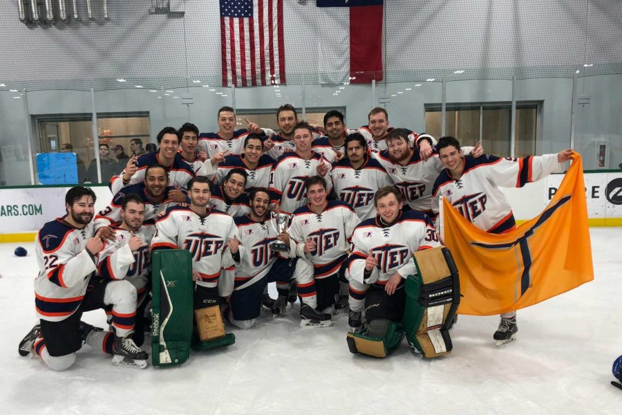 UTEP+Hockey+captures+second+TCHC+Championship+in+three+seasons